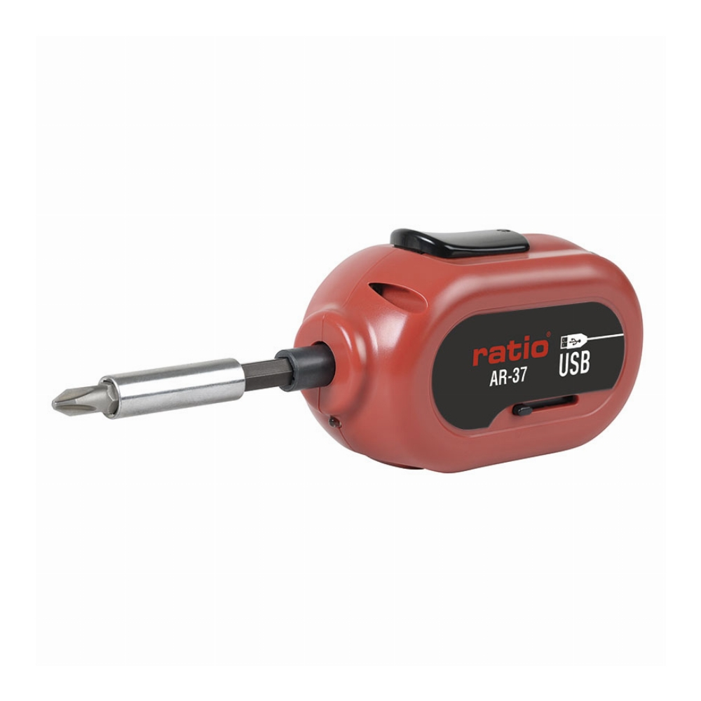 MINI ATORNILLADOR RATIO AR-37