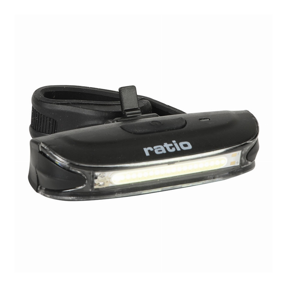 LUZ DE POSICIÓN FRONTAL RATIO BIKE LIGHT