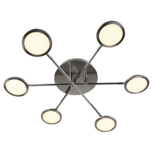 APLIQUE INTERIOR DUOLEC NEOS 6 LED