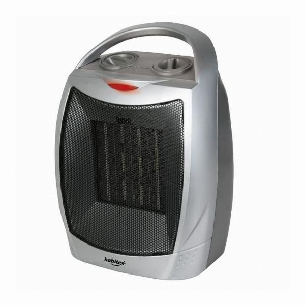 Calefactor de aire cerámico Habitex E312