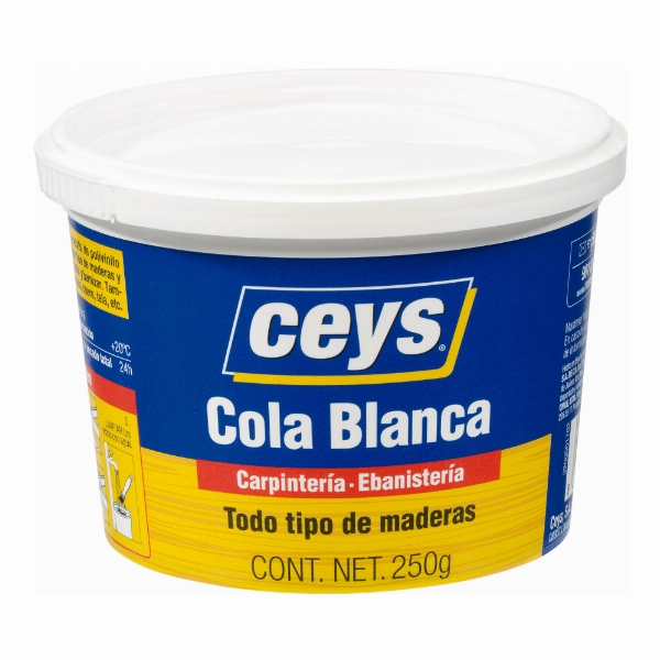 Cola blanca Ceys profesional