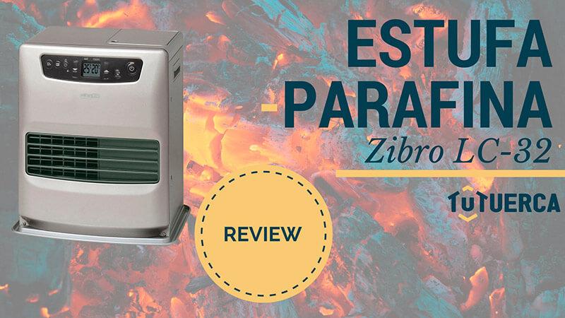 Estufa de parafina zibro ideal para este invierno - Parafina para estufa ...