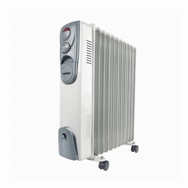 Calefactor de bajo consumo. Habitex E318