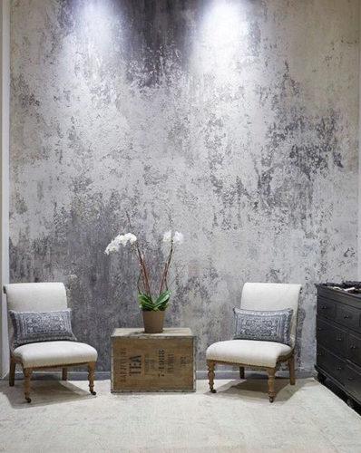 T cnicas de pintura para redecorar tu hogar - Tecnicas de pintura paredes ...